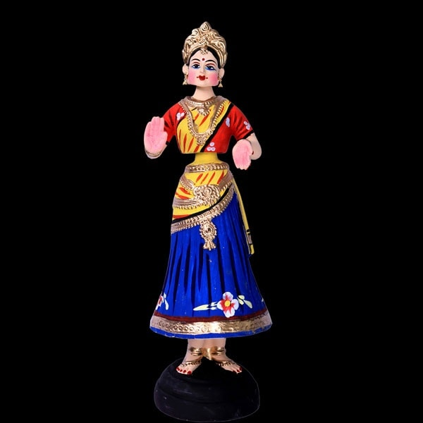 traditional dancing doll