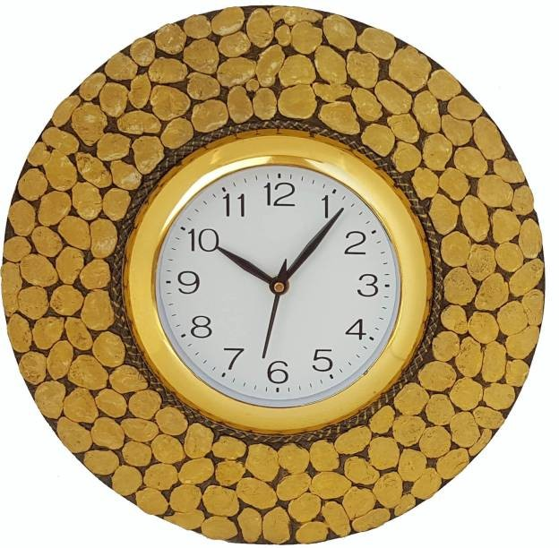 Yellow wall clocks images