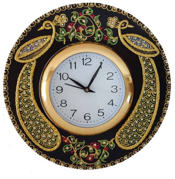 stylish wall clocks, designer wall clocks online India