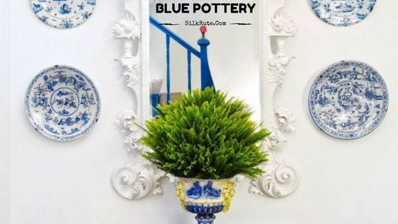 Blue Pottery Online India