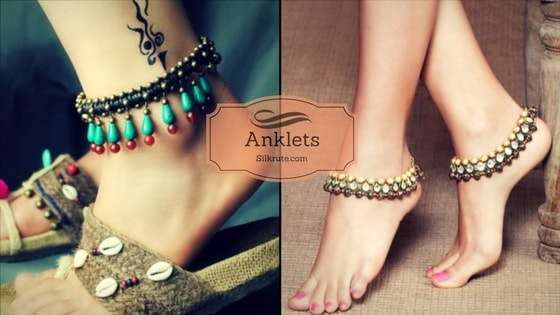 Anklets jewelry